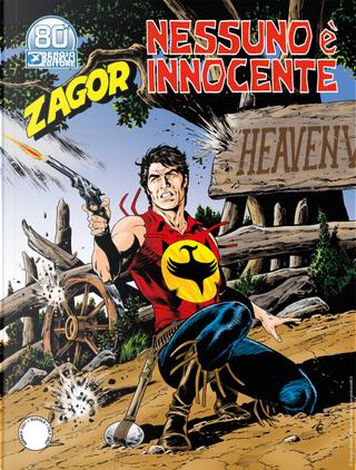 Zagor n. 666 (Zenith n. 717) by Tito Faraci