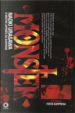 Monster - Volume 2 by Naoki Urasawa