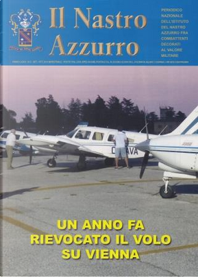 Il nastro azzurro: anno LXXX, n. 5, settembre-ottobre 2019