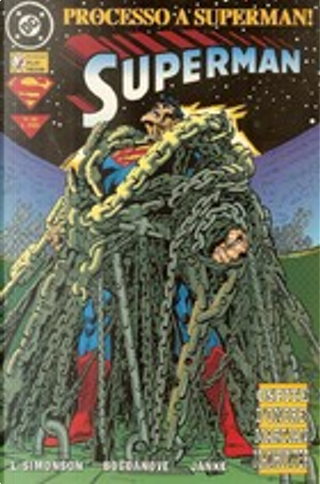 Superman n. 066 by Dennis Janke, Jon Bogdanove, Lee Moder, Len Wein, Louise Simonson, Robert Santiago, Ron Boyd, Stuart Immonen, Tom McCraw, Tom Peyer