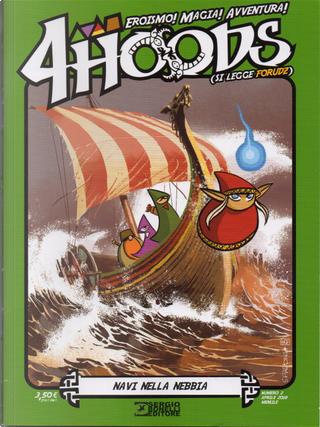 4Hoods n. 2 by Roberto Recchioni
