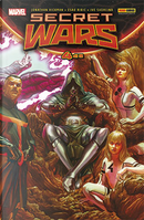 Secret Wars #4 by Frank Tieri, Jonathan Hickman, Kevin Maurer