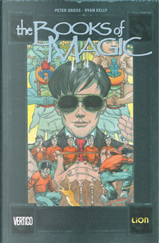 The Books of Magic (nuova serie) vol. 3 by Peter Gross
