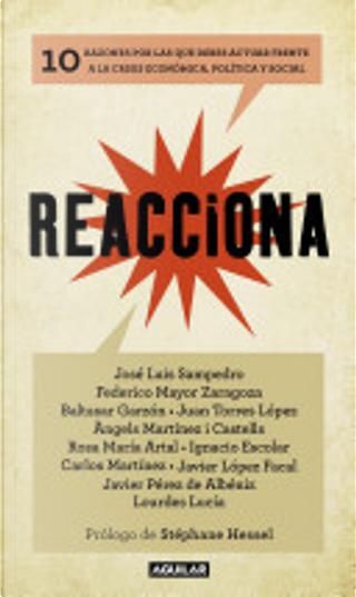 Reacciona by Rosa María Artal
