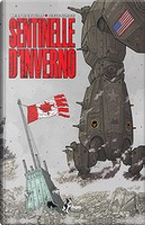 Sentinelle d'inverno by Brian Vaughan