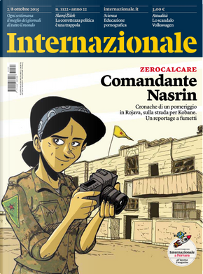 Internazionale n. 1122 • Anno 22 by Oliver Sacks, Slavoj Zizek, Zerocalcare