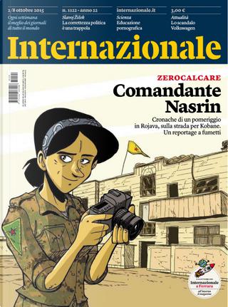 Internazionale n. 1122 • Anno 22 by Slavoj Zizek, Oliver Sacks, Zerocalcare
