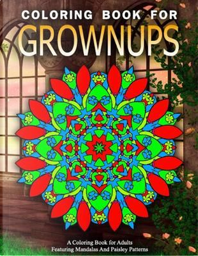 Coloring Books for Grownups by Jangle Charm