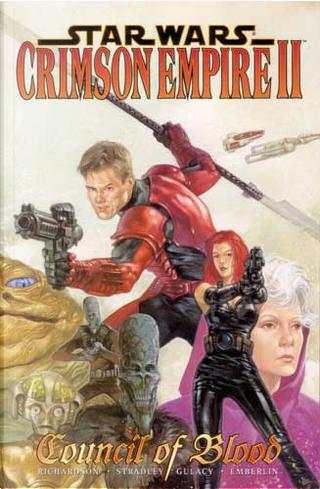 Star Wars - Crimson Empire 2 by Mike Richardson, Randy Stardley