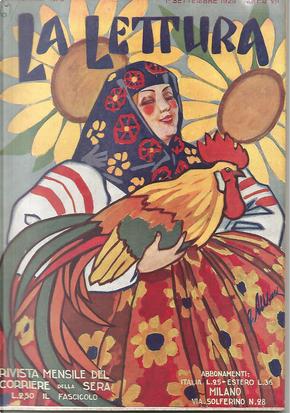 La lettura, anno XXIX, n. 9, settembre 1929 by