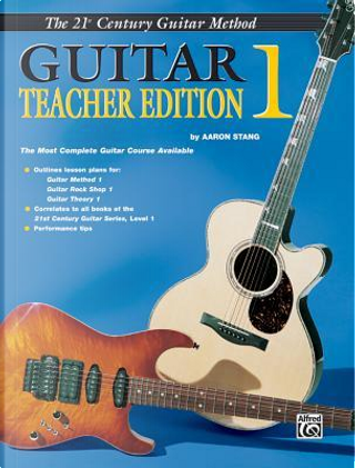 Guitar 1 by Aaron Stang