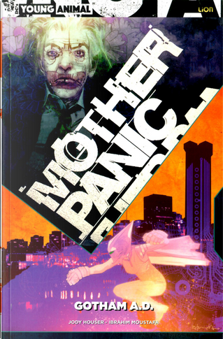 Mother Panic vol. 3 by Jody Houser