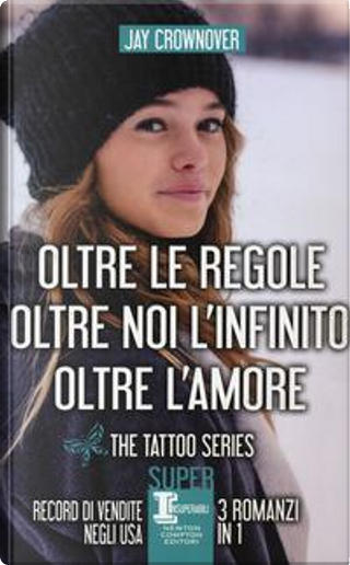 The tattoo series by Jay Crownover