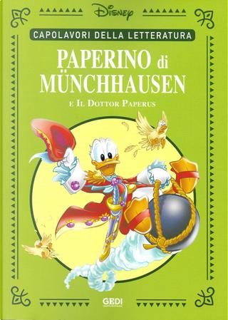 Paperino di Münchhausen by Alessandro Bencivenni, Carlo Chendi, Guido Martina, Luciano Bottaro
