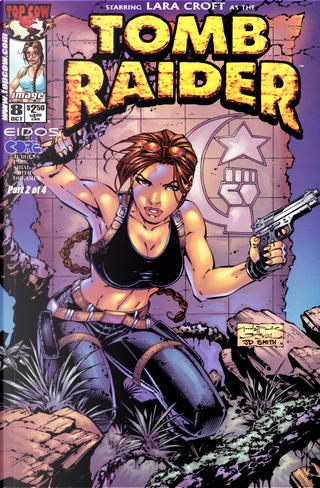 Tomb Raider #8 by Dan Jurgens