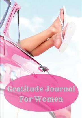 Gratitude Journal for Women by Julia Broderick