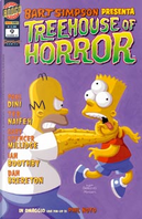 Treehouse of Horror n. 9 by Dan Brereton, Gary Spencer Millidge, Ian Boothby, Paul Dini, Ted Naifeh
