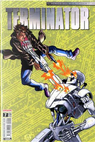 Terminator #7 by Dan Jolley