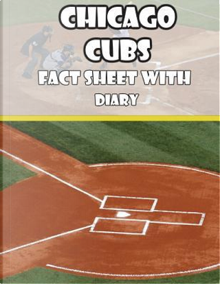 Chicago Cubs Fact Sheets with Diary by Mega Media Depot