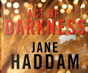 Act of Darkness by Jane Haddam