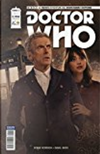 Doctor Who n. 16 by Robbie Morrison