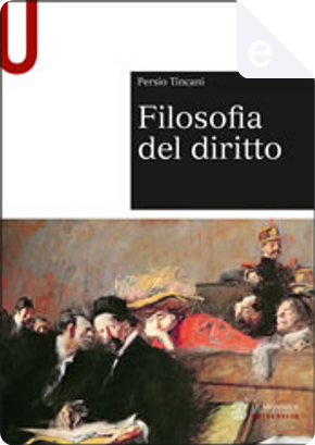 Filosofia del diritto by Persio Tincani