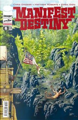 Manifest Destiny #6 by Chris Dingess
