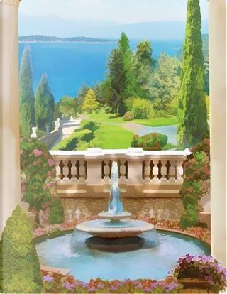 The Fountain View Sketchbook by N.d. Author Serivces