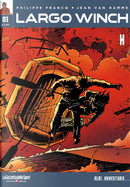 Largo Winch vol. 3 by Jean Van Hamme