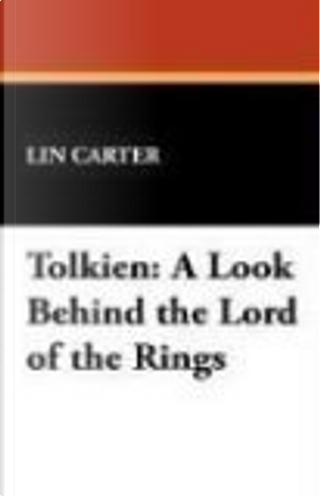 Tolkien by Lin Carter