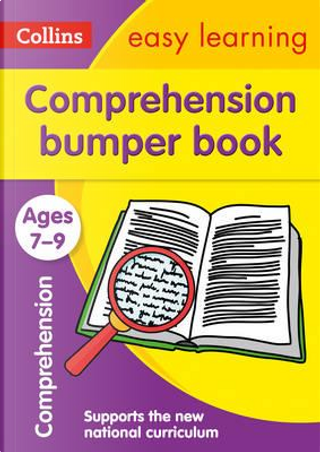 Comprehension Bumper Book Ages 7-9 by Collins Easy Learning