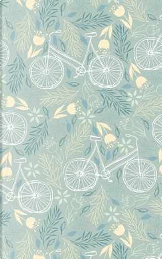 Bicycle Among The Woods - Lined Notebook with Margins - 5x8 by Legacy