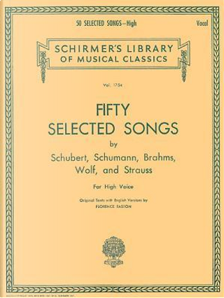 50 Selected Songs by Hal Leonard Publishing Corporation