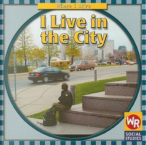 I Live in the City by Gini Holland