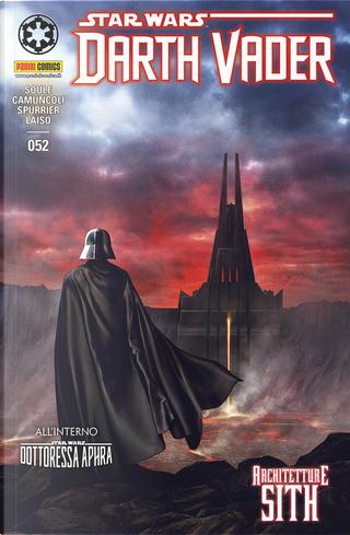 Darth Vader #52 by Charles Soule