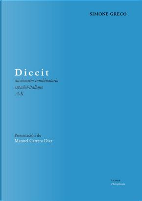 Diccit. Diccionario combinatorio español-italiano by Simone Greco