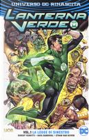 Universo DC. Rinascita. Lanterna Verde. Vol. 1: La legge di Sinestro by Ethan Van Sciver, Rafa Sandoval, Robert Venditti