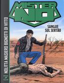Mister No. Sangue sul Sertão by Domenico Di Vitto, Franco Bignotti, Guido Nolitta, Michele Masiero, Stefano Di Vitto
