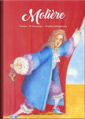 L'avaro-Il misantropo-Il malato immaginario by Molière