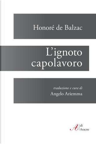 L'ignoto capolavoro by Honoré de Balzac