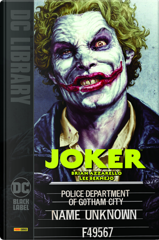 Joker by Brian Azzarello, Lee Bermejo