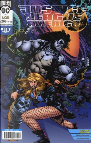 Justice League America. Vol. 20