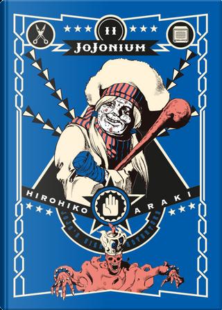 Jojonium. Vol. 11 by Hirohiko Araki