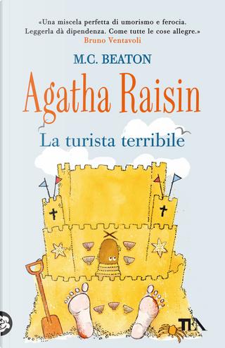 La turista terribile. Agatha Raisin by M. C. Beaton