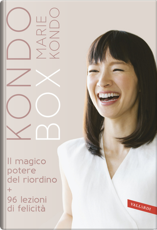 Kondo Box. Vol. 3: Il magico potere del riordino-96 lezioni di felicità by Marie Kondo