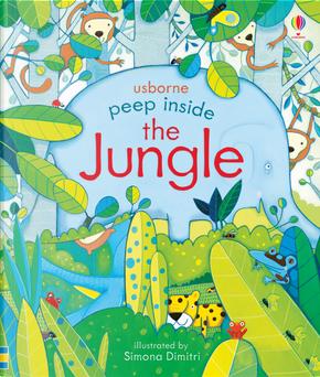 Peep inside the jungle by Anna Milbourne