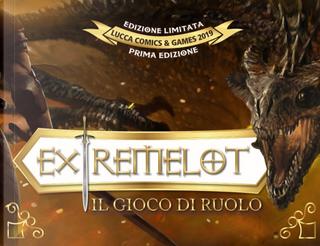 Extremelot. Il gioco di ruolo by Angelo Fortuna, Francesca Noto, Gianluigi Fedeli