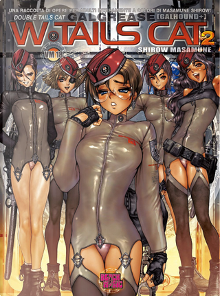 W-Tails cat. Vol. 2 by Masamune Shirow