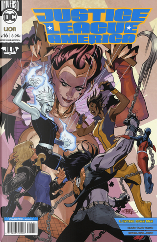 Justice League America. Vol. 16