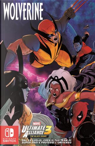 Wolverine. Ediz. variant. Vol. 59 by Ed Brisson, Ibraim Roberson